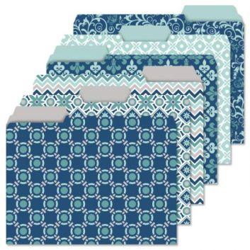 coastal-patterns-file-folder-value-pack