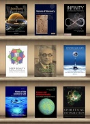 Click Bookcase for Hover Summaries of Ellipsis Science Book Projects