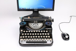 USB Typewriter #2